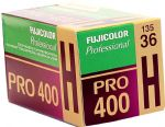 Fujicolor Pro 400H 400 iso 36 exposure Colour Print Camera Film